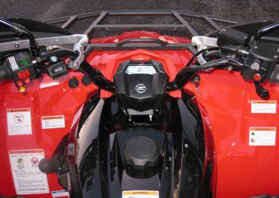 CFMoto CForce 520L, kuva 15