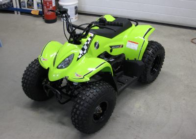 SMC AK 90 mini-ATV, 2018 – 1 450 €