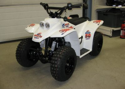 SMC Buzz 50 mini-ATV, 2018 – 1 250 €