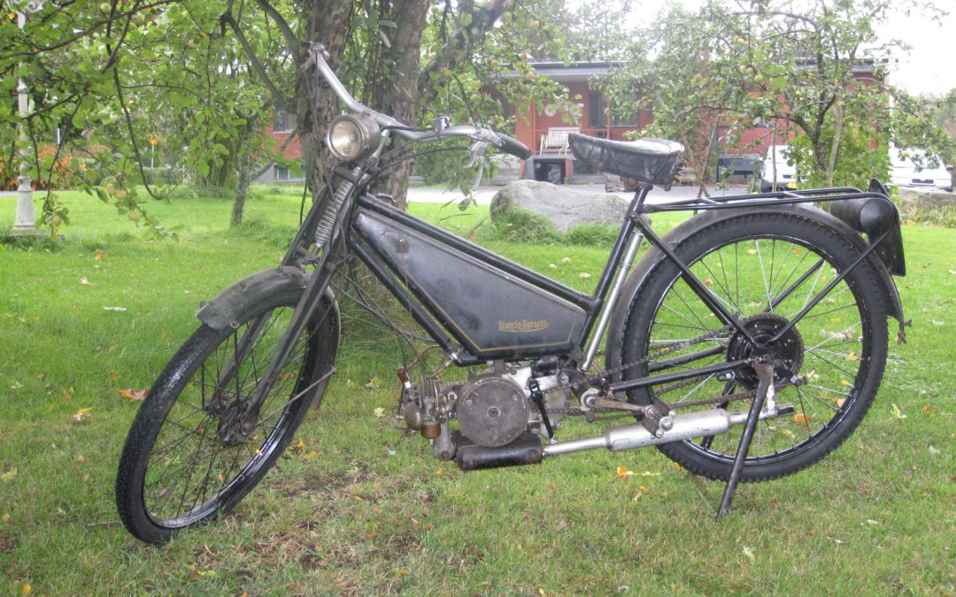 Francis Barnett Powerbike, 1946 – 3 790 €