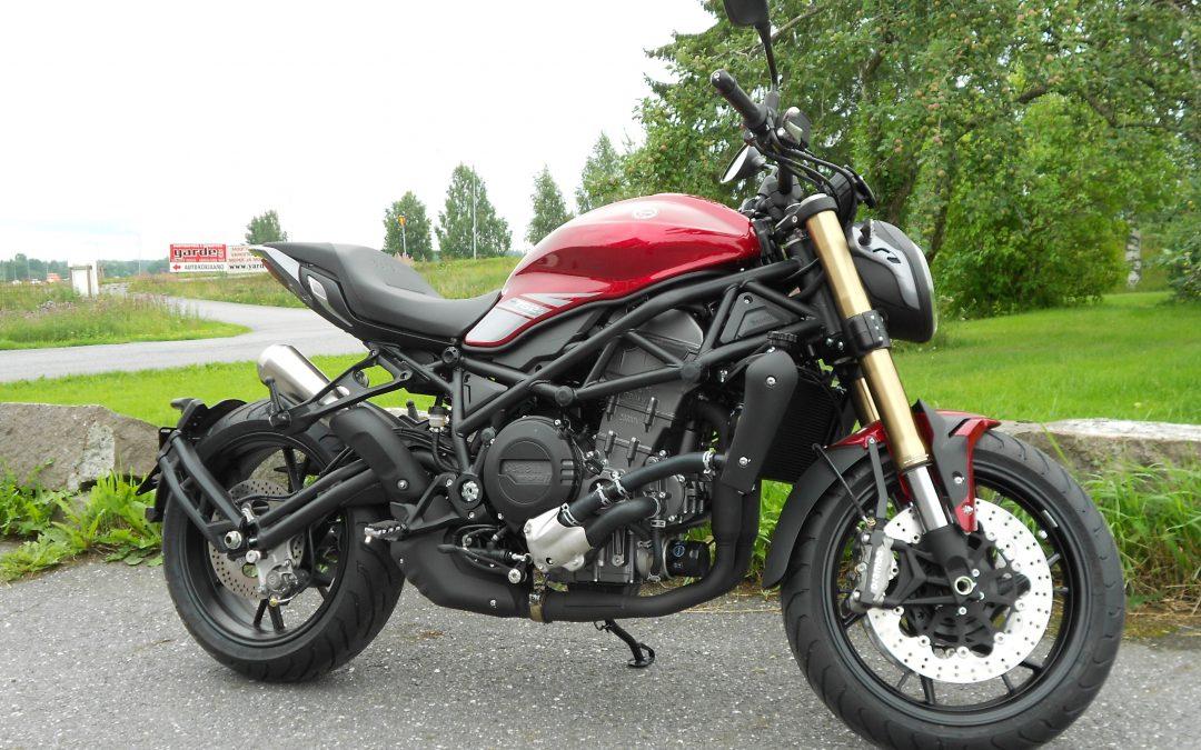 Benelli 752S, 2020 – 9 990 €