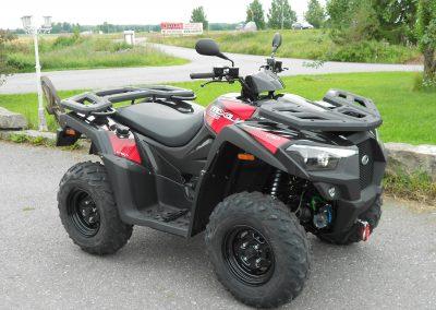 Kymco MXU 550i 4×4 Traktorimönkijä, 2020 – 7 990 €