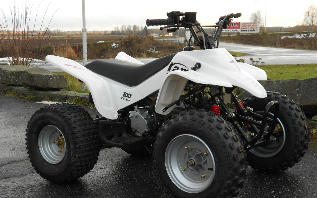 SMC BLA 100 Mini ATV, 2020 – 1 890 €