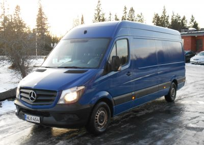 Mercedes-Benz Sprinter 316 CDI, 2014 – 28 500 €