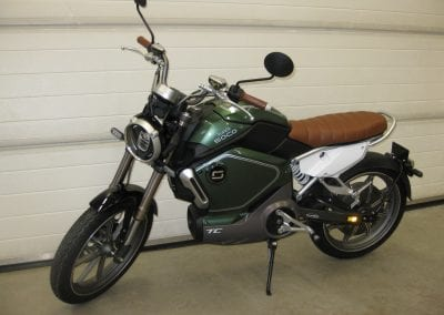 Super Soco TC 1200, 2021 – 3 290 €